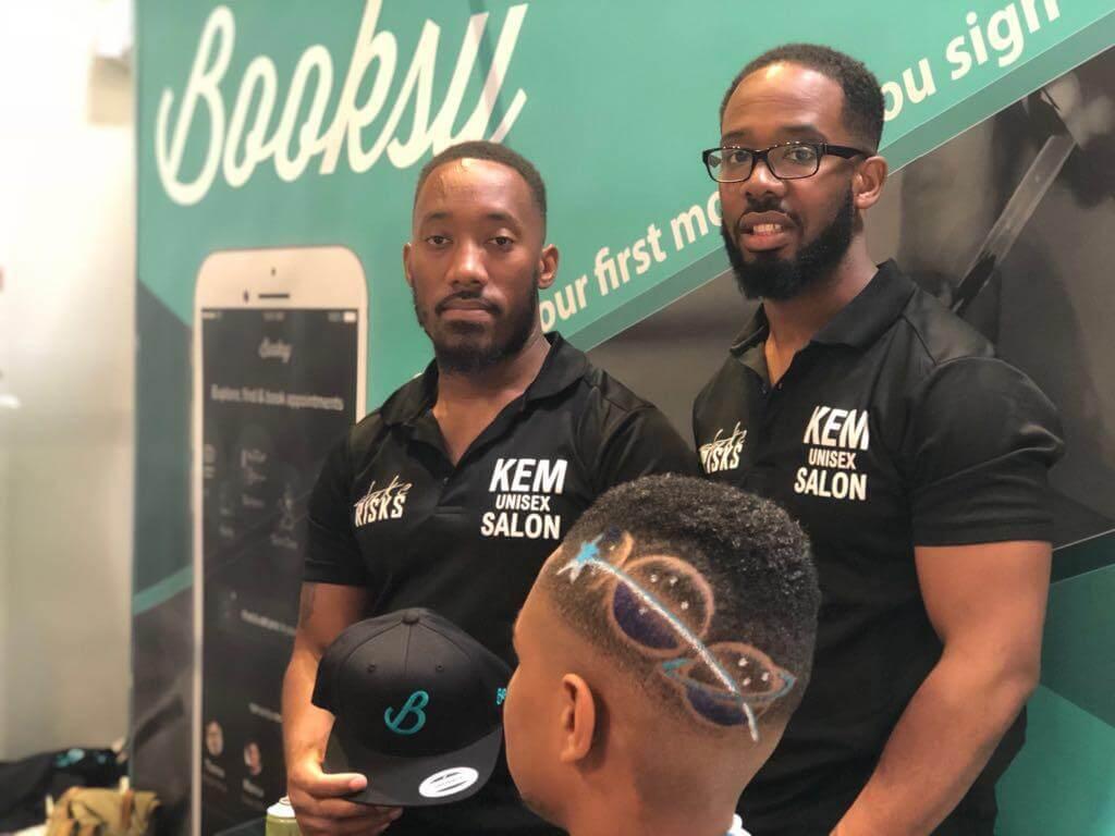 KEM Unisex Salon Barber